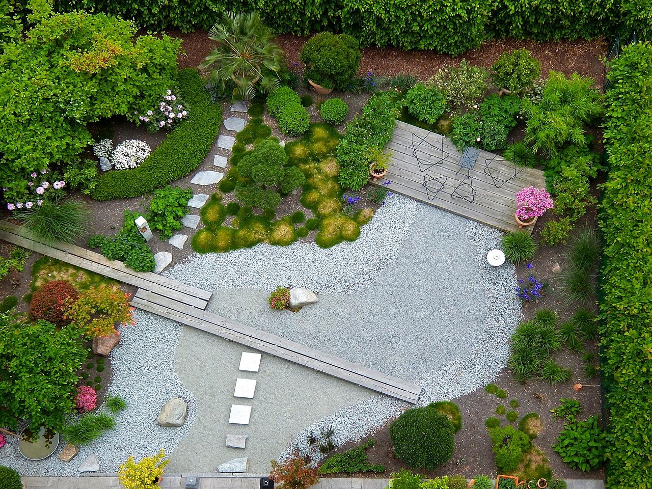 Tipps für die Gartenplanung